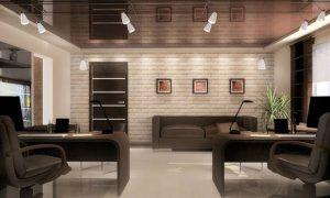 дизайн-проекта офисного помещения