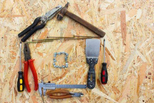 Инструмент для строительства деревянного дома 2018