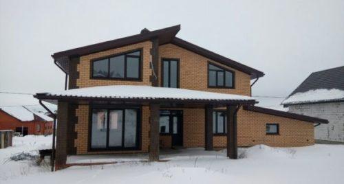 Строительство кирпичных домов 2019