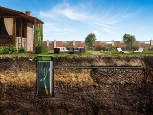 Виды локальных канализационных систем