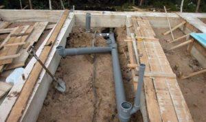 канализация для дома