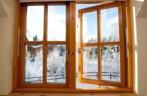 деревянный окна сегодня
