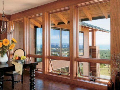 деревянный окна сегодня 2019