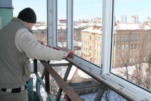 Остекление балкона своими руками 2019