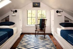 мебель мансардная комната