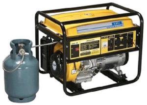 Газовые бытовые электрогенераторы