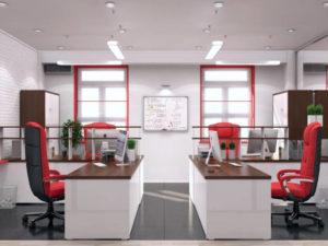 дизайнер по оформлению интерьера офиса 2021