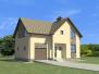 Проект дома с гаражем
